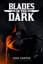 Cover of Blades in the Dark