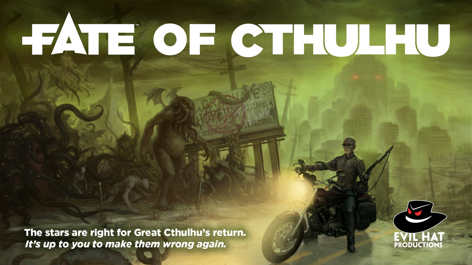 Cover of Fate of Cthulhu