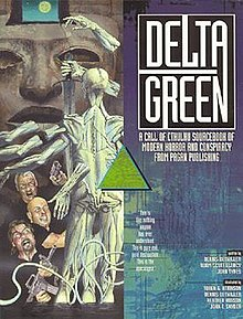 Cover of Delta Green