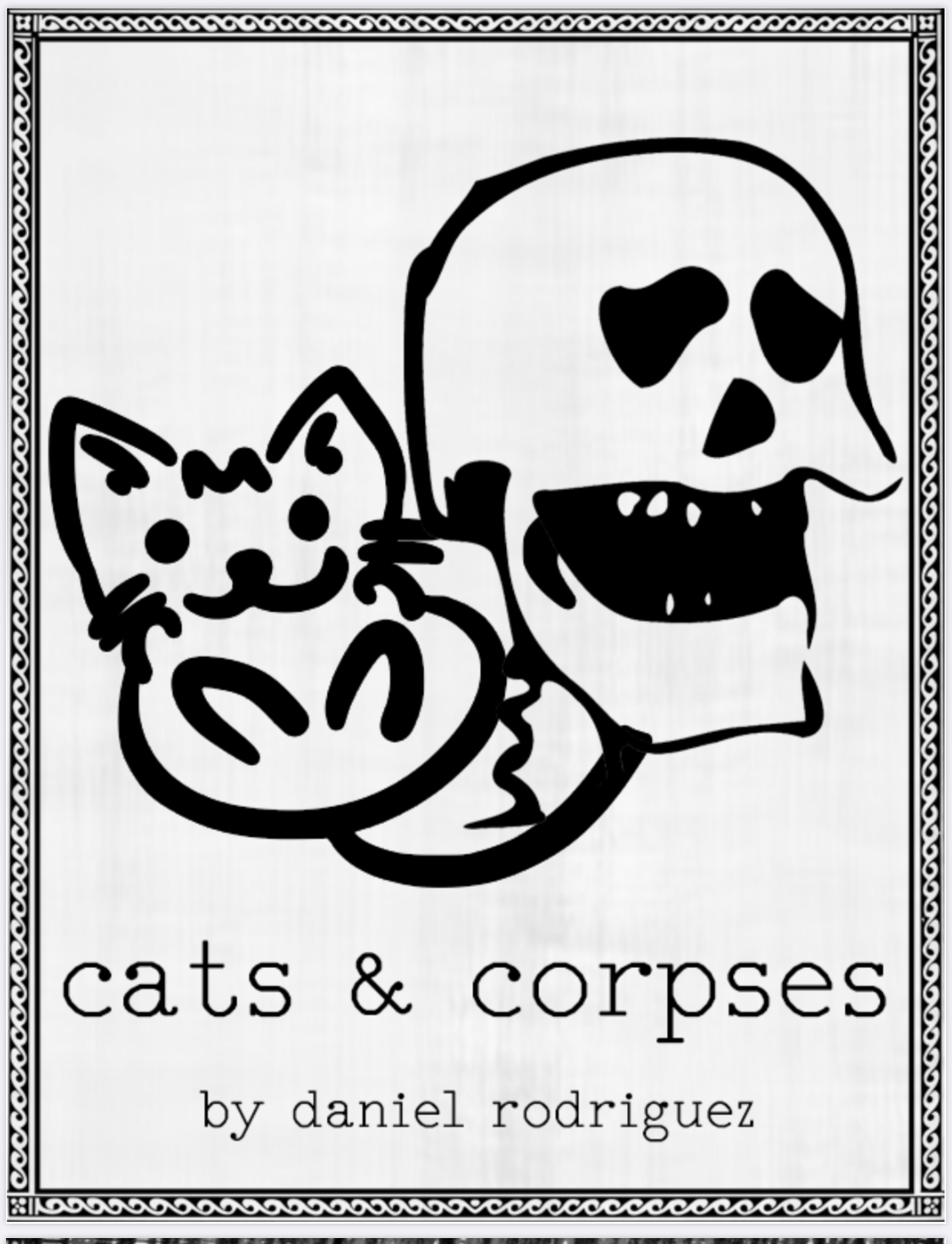 Cover of Cats and Corpses